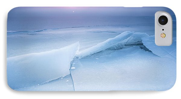 IPhone Case featuring the photograph Frozen by Davorin Mance