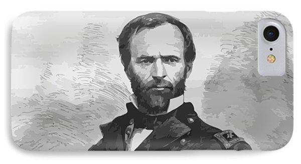 General Sherman IPhone Case