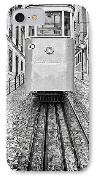 Gloria Funicular Phone Case by Jose Elias - Sofia Pereira