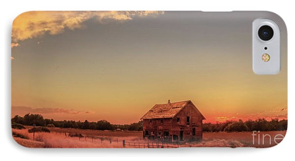 Glowing Sunset IPhone Case by Robert Bales