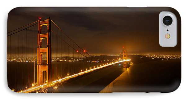 IPhone Case featuring the photograph Golden Gate Bridge by Evgeny Vasenev