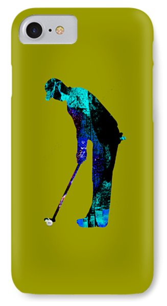 Golf Collection IPhone Case