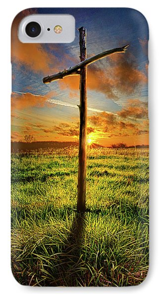 IPhone Case featuring the photograph Good Friday by Phil Koch