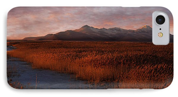Great Salt Lake IPhone Case by Utah Images