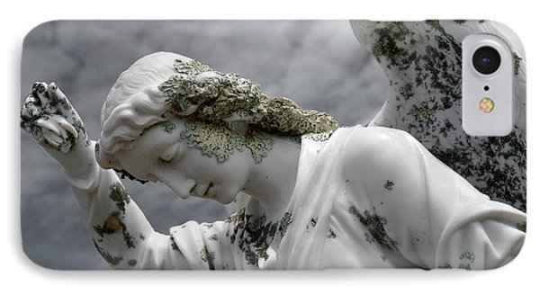 Grieving Angel IPhone Case