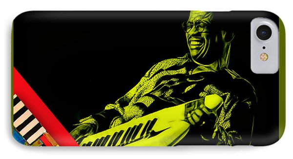 Herbie Hancock Collection IPhone Case by Marvin Blaine