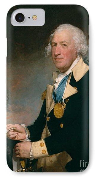 Horatio Gates IPhone Case by Gilbert Stuart