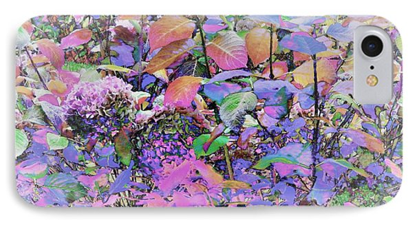 Hydrangea IPhone Case by Ann Johndro-Collins