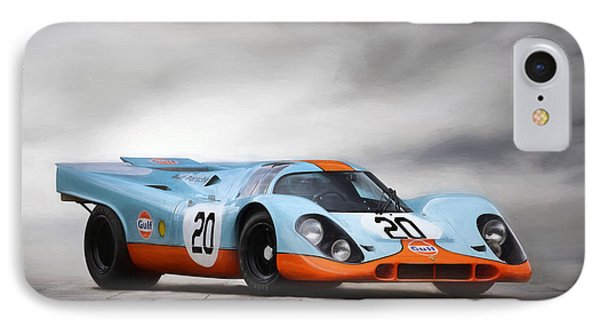 I Am Legend Porsche 917 IPhone Case