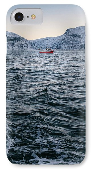 Ice Cold IPhone Case by Ca Photography