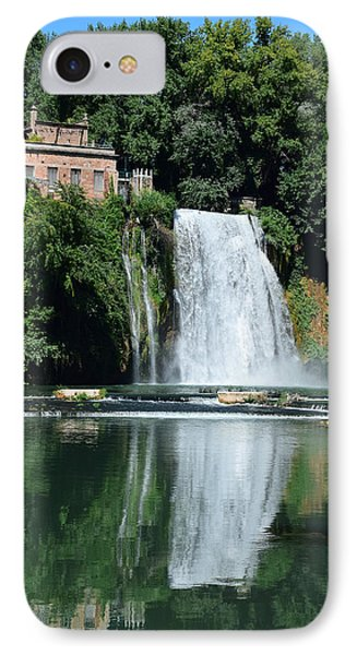 IPhone Case featuring the photograph Isola Del Liri Falls by Dany Lison