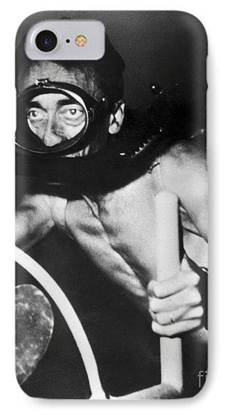 Jacques Cousteau (1910-1997) IPhone Case