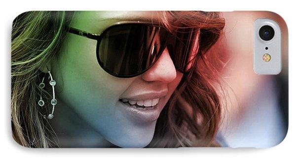 Jessica Alba IPhone 7 Case