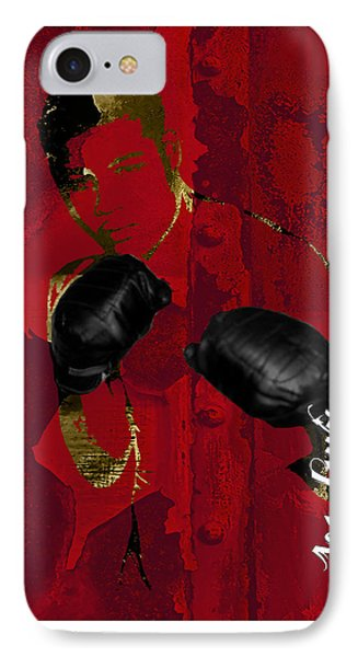 Joe Louis Collection IPhone Case by Marvin Blaine