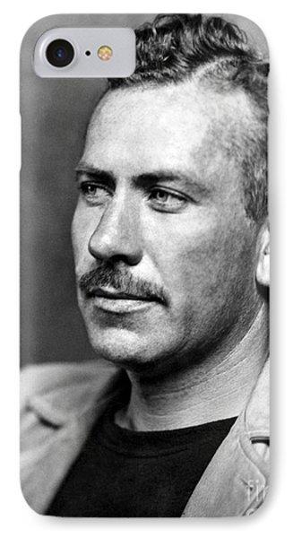 John Steinbeck (1902-1968) Phone Case by Granger