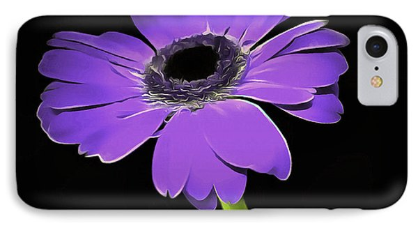 Just For You IPhone Case by Krissy Katsimbras