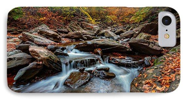 Kaaterskill Creek IPhone Case by Rick Berk
