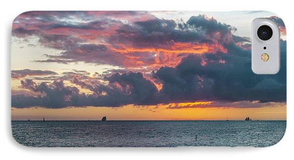 Key West Sunset IPhone Case by Elena Elisseeva