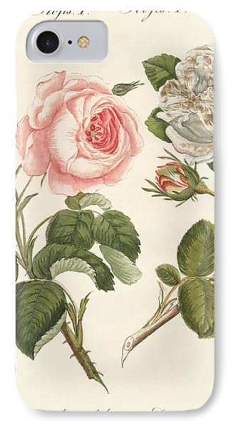Kinds Of Roses IPhone Case