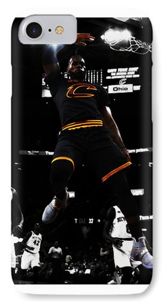 King James IPhone Case by Brian Reaves
