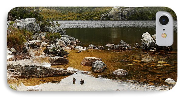 Lake Lilla Track 2 IPhone Case