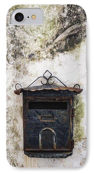 Letter Box IPhone Case
