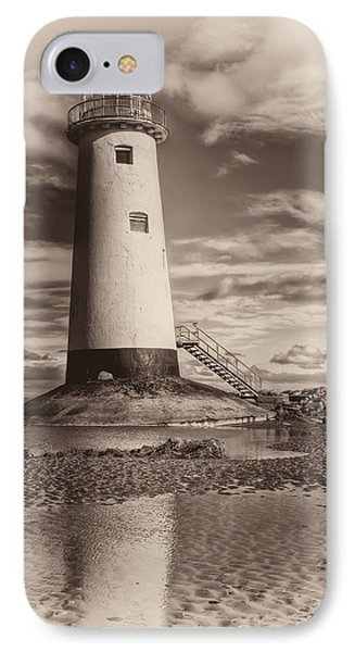 Lighthouse  IPhone Case by Adrian Evans