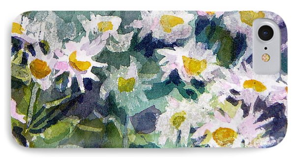 Little Asters IPhone Case by Jan Bennicoff
