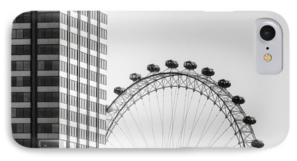 London Eye IPhone 7 Case by Joana Kruse