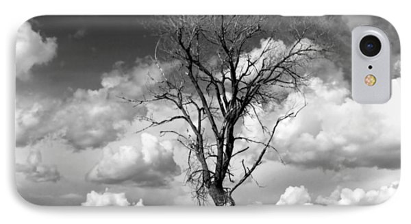 Lone Tree Phone Case by Rich Stedman