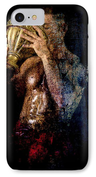 Long Time Ago IPhone Case by Mark Ashkenazi