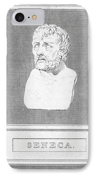 Lucius Annaeus Seneca IPhone Case