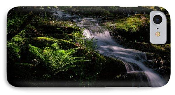 Lynn Mill Waterfalls IPhone 7 Case