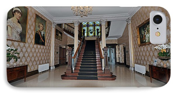 Lyrath Estate Hotel IPhone Case