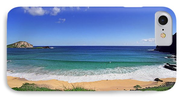 Makapuu Beach Phone Case by Kevin Smith