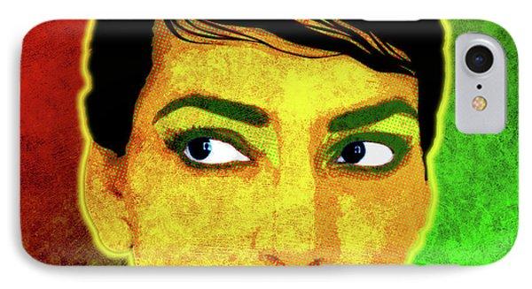 Maria Callas IPhone Case