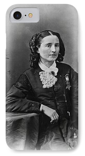 Mary Edwards Walker Phone Case by Granger