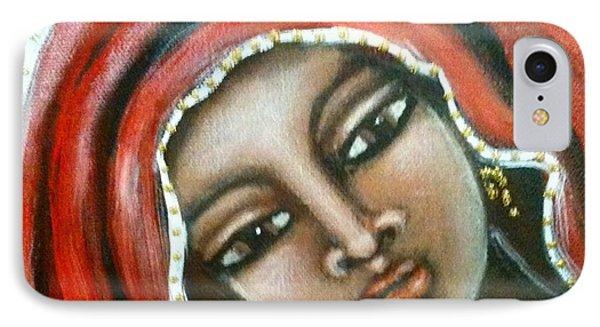 Maryam IPhone Case by Maya Telford