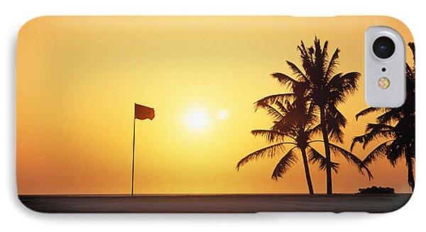 Mauna Kea Beach Resort Phone Case by Carl Shaneff - Printscapes