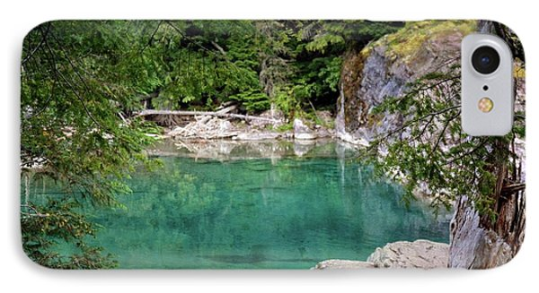Mcdonald Creek 10 IPhone Case by Marty Koch