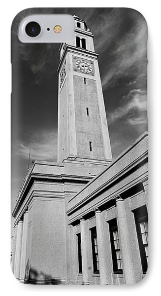 Memorial Tower - Lsu IPhone Case