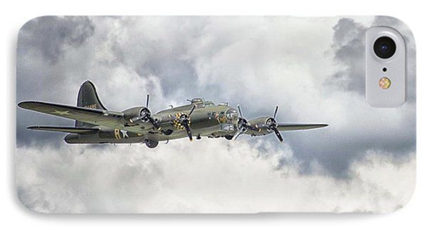 Memphis Belle IPhone Case by Martin Newman