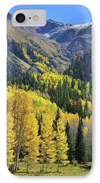 IPhone Case featuring the photograph Million Dollar Highway  by Ray Mathis
