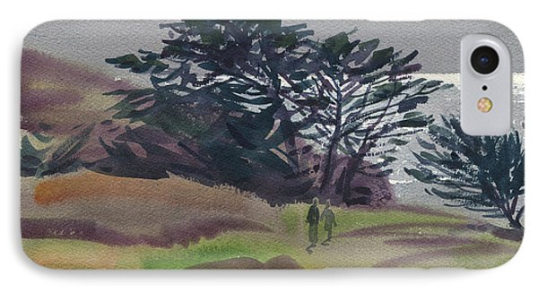 Miramonte Point 1 IPhone Case by Donald Maier