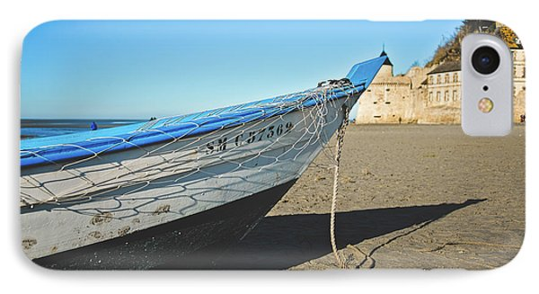 Mont-saint-michel France IPhone Case
