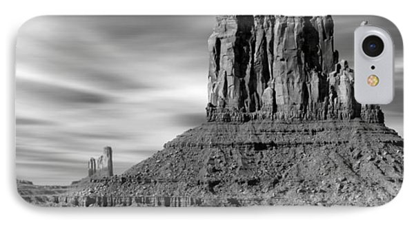 Monument Valley IPhone Case by Mike McGlothlen