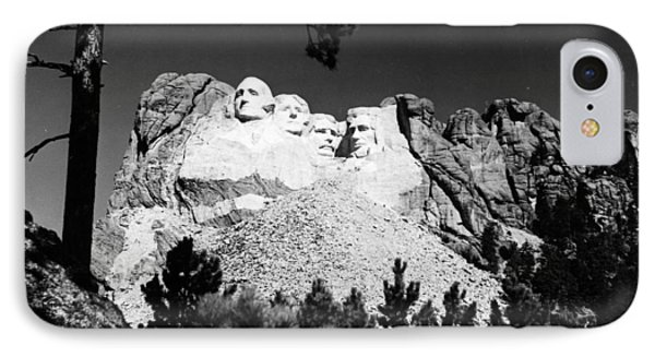 Mount Rushmore Phone Case by Granger