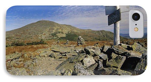 Mount Washington - White Mountains New Hampshire Usa Phone Case by Erin Paul Donovan