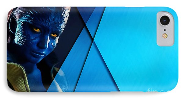 Mystique Collection IPhone Case by Marvin Blaine