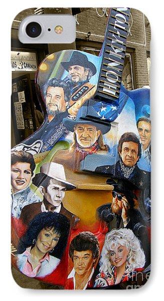 Nashville Honky Tonk IPhone Case